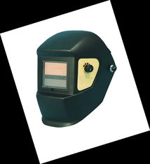 China Self Adjusting Full Face Auto Darkening Welding Helmet Solar Powered supplier