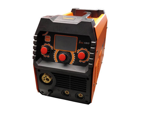 China 220V 50Hz MIG MAG Welding Machine Portable Low Power Consumption supplier