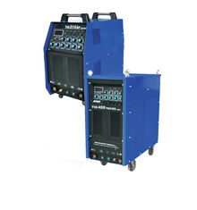China Single Phase Tungsten Inert Gas Welding Machine With Pulsed And Stick Function supplier