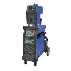 China 50-60 Hz Industrial MIG Welder High Duty Cycle Three Phase Dual Function supplier
