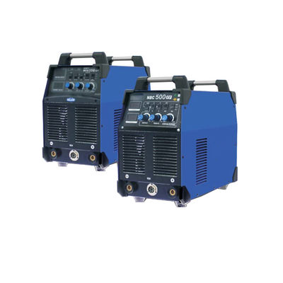 China Blue Rugged MIG Welding Unit 515x262x468 mm For Fabrication And Production supplier