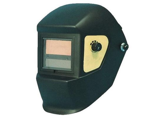 China Solar Powered Automatic Welding Helmet UV / IR Protection High Impact Resistant supplier