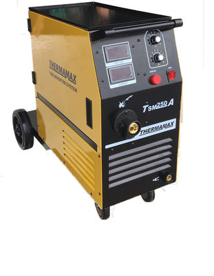Gasless Shielded MIG MAG Welding Machine , Single Phase MIG Welding Machine