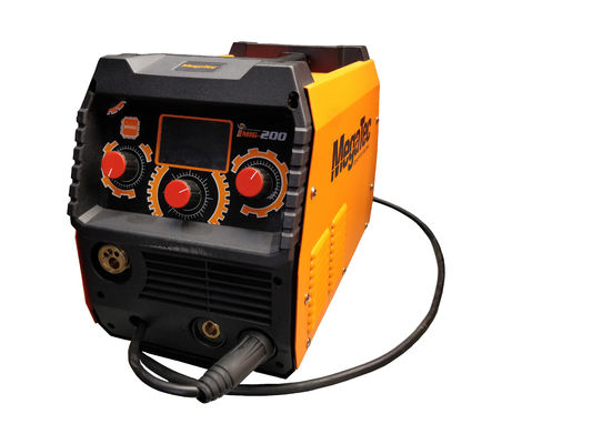 Highly Effective MIG MAG Welding Machine , Smart MIG 200 Welding Machine