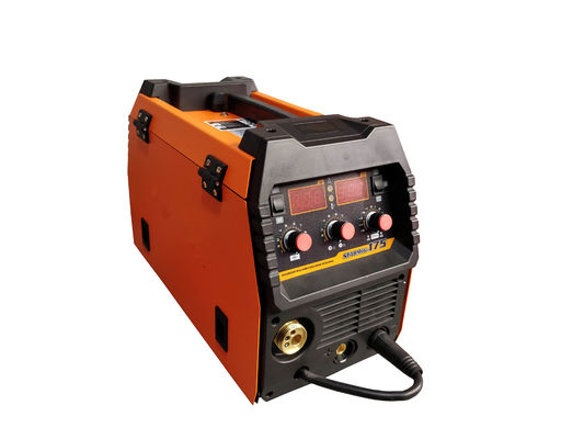 Intelligent MIG MAG Welding Machine , MIG Welding Plant For Business Street